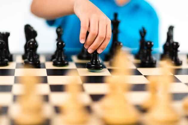 Δραστηριότητες για παιδιά στην Λάρισα: ΣΚΑΚΙ